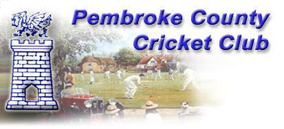 Welcome to Pembroke County Cricket Club